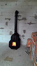 печь булерьян длительного горения с варочной поверхностью сварог м 01 фото