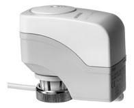 SSP81.04 электромоторный привод для клапанов