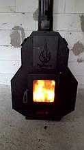 печь буллер длительного горения с варочной поверхностью сварог м 01 фото