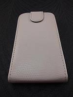 Чехол флип для Samsung Galaxy S3 I9300i белый
