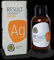 Антисептический тоник для кожи с органическим серебром RESULT Ag (БЕЗ СПИТРА)