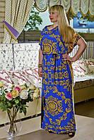 Платье выполненное в греческом стиле