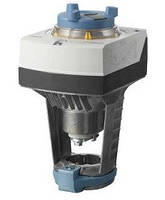 SAX81.00 электромоторный привод для клапанов