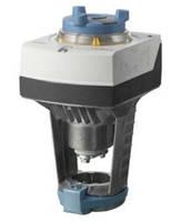 SAX61P03 электромоторный привод для клапанов