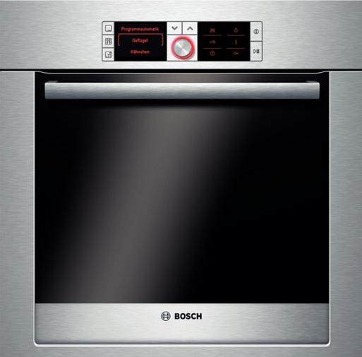 Духовой шкаф Bosch HBG 38B750 ( электрическая,  67 л )