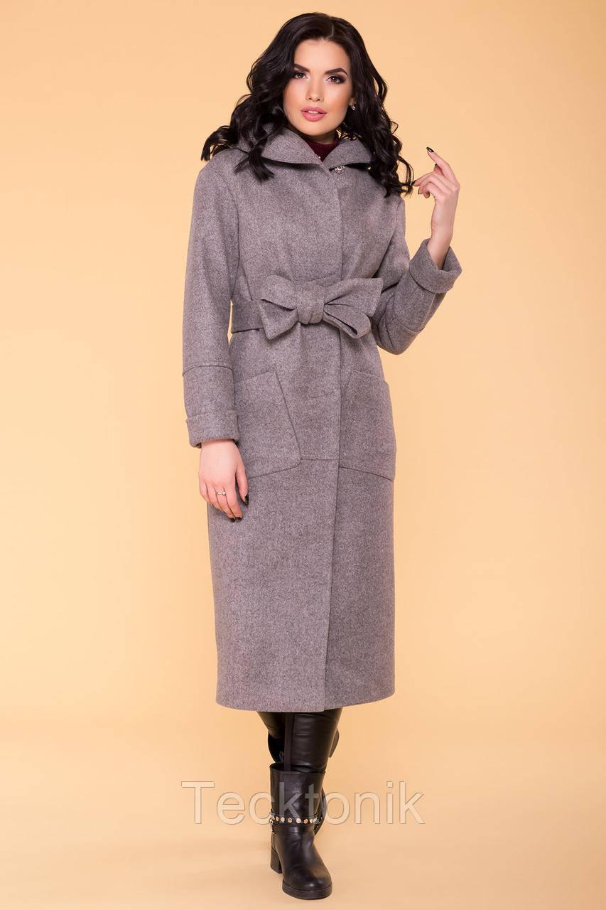 3a2621a0d3b Пальто женское демисезонное Modus L Серый (Анита 5325 - 41114) - Tecktonik  в Киеве