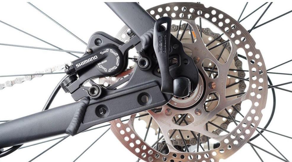 Почему скрипит велосипед? Источники шума.
