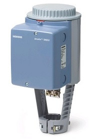 Siemens SKD82.51U электрогидравлический привод для клапанов