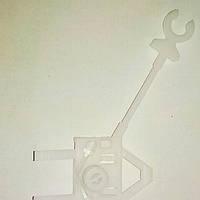Скрепка стеклоподъемника передняя левая дверь Fiat S0743