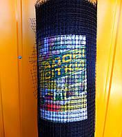 Сетка для птиц Клевер 1мх100м, ячейка 12х14мм Украина, фото 1