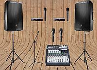 JBL СШ-615 комплект акустики для школы, дома культуры, учебных заведений