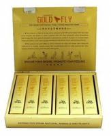 Возбуждающие капли для женщин Spanish Gold Fly (Шпанская мушка) упаковка 12 шт