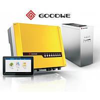 Сетевой инвертор с резервной функцией 4,6 кВт, 220В, 1-фазный, 2 МРРТ, GOODWE GW5048D-ES