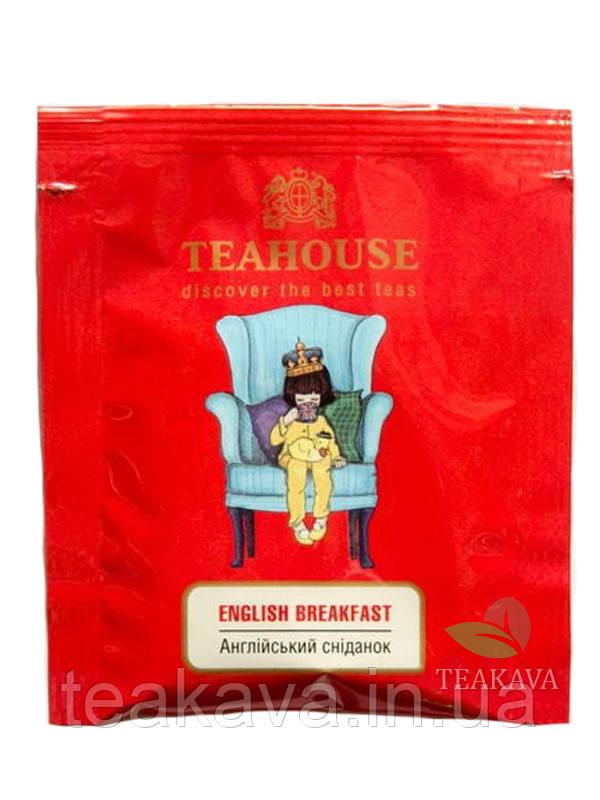Английский завтрак, 2г*50 (черный чай в пакетиках)