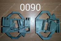 Скрепка стеклоподъемника передняя правая дверь Seat S0090