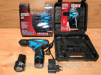 Аккумуляторный шуруповерт 12V Свитязь 3 года гарантии Оригинал Украина