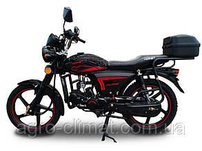 Мотоцикл HORNET Alpha 125куб.см, чорний