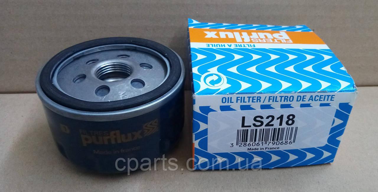 Масляный фильтр Renault Megane 3 1.6 16V (Purflux LS218)(высокое качество)