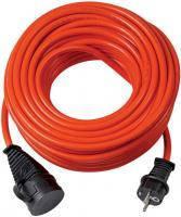 Удлинитель электрический 25 метров; IP44; H07BQ-F 3G1,5; оранжевый