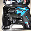 Аккумуляторный шуруповерт 12V Свитязь 3 года гарантии Оригинал Украина, фото 2