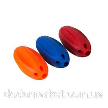 М'яч для регбі собак з ароматом ванілі 14 см Rugby Ball №3
