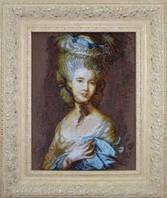 Набор для вышивания «Портрет дамы»