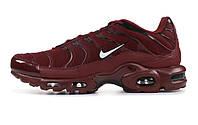 Мужские кроссовки Nike Air Max TN Plus Team Red/ White-Black