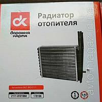 Радиатор отопителя (печки) ВАЗ-2111 ДК