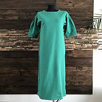 Женское платье Koton 2.  Размер S,M. L. Зеленое и красное