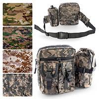 Сумка для охоты N02210 текстиль, 23*19см, разные цвета, сумки, сумка на охоту, снаряжение для охоты и туризма