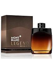 Мужская парфюмированая вода Mont Blanc Legend Nigh (реплика)