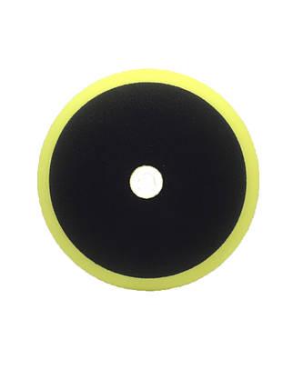 Полировальный круг жесткий - Lake Country Precision Rotary Yellow Foam Cutting 125 мм (PR-54600-CCS), фото 2
