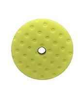 Полировальный круг жесткий - Lake Country Precision Rotary Yellow Foam Cutting 125 мм (PR-54600-CCS)