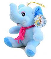 Мягкая игрушка  Слоненок 16 см