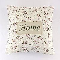 Подушка цветочная - Home