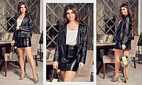 "Жіноча куртка ""Екокожа"" Dress Code, фото 1"