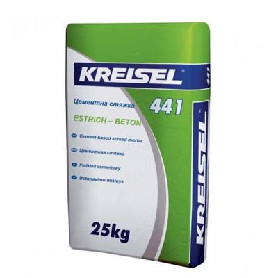 Стяжка для пола Kreisel 441 25-60 мм (25 кг)