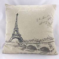 Подушка декоративная Париж