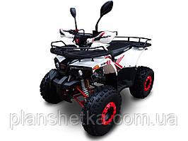 Квадроцикл 125 кубов Hornet Bomber бело-красный
