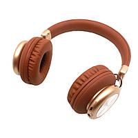 Беспроводные Bluetooth наушники Brown SY-BT1616  + ПОДАРОК: Наушники для Apple iPhone 5 -- БЕЛЫЕ MDR IP