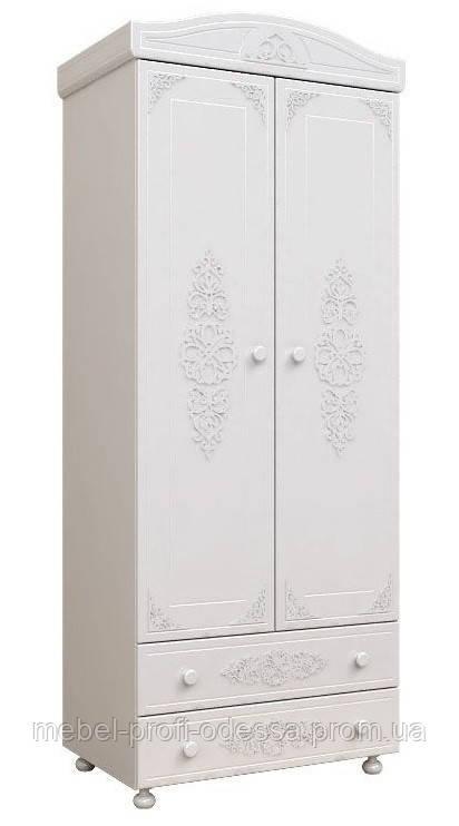Шкаф двухдверный Анжелика Неман