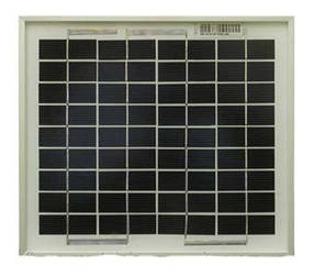 Сонячна панель 12V-5W, Сонячна батарея, банк енергії, міні електростанція