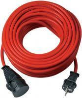 Переноска электрическая BREMAXX 10 метров; IP44; AT-N05V3V3-F 3G1,5; красный