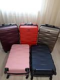 Валізи чемоданы FLY 960 Польща з розширенням, фото 2