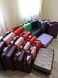 Валізи чемоданы FLY 960 Польща з розширенням, фото 4