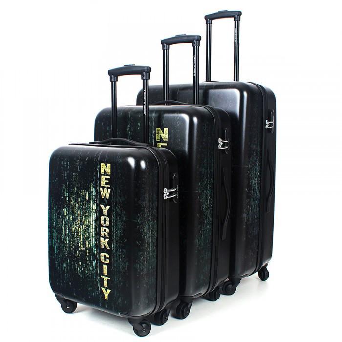 6600cc7fd80a Набор чемоданов David Jones New York City купить
