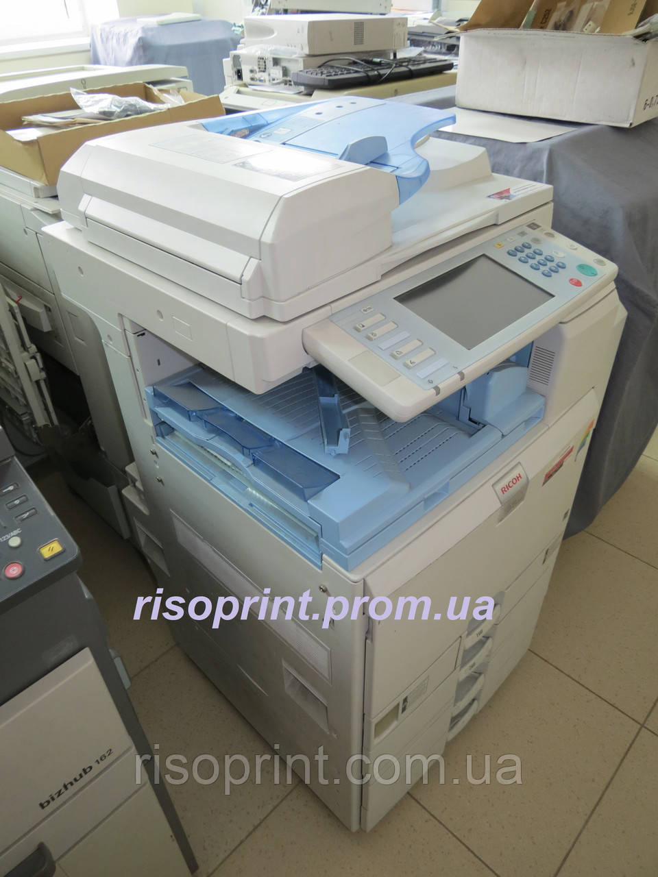 Ricoh Aficio  MP C3300 б/у