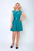 Модное женское нарядное платье