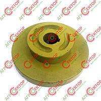 Тарелка правая з тормозом вязального аппарата прессподборщикаClaas Markant800426, фото 1