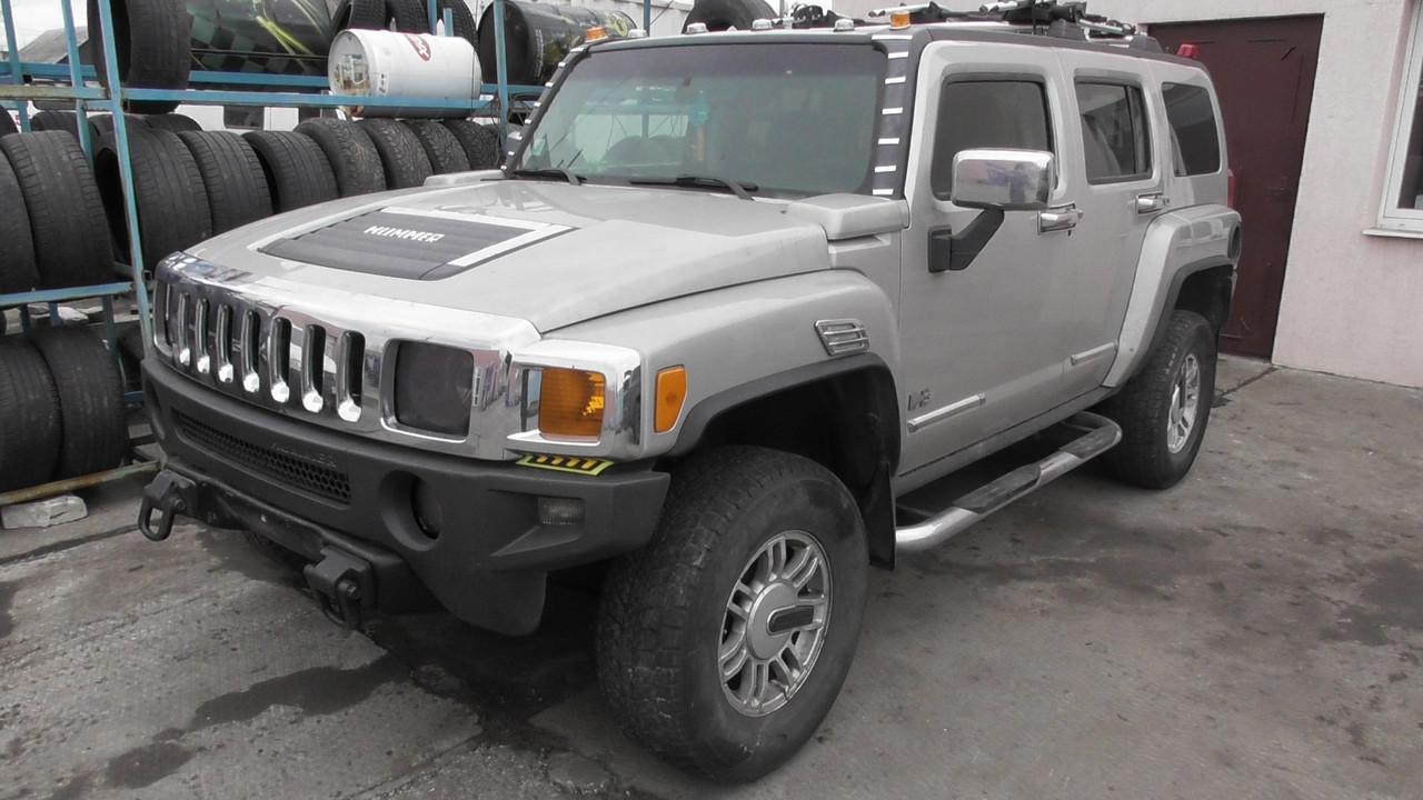 Авторазборка Hummer H3 2005-2010 г.в.